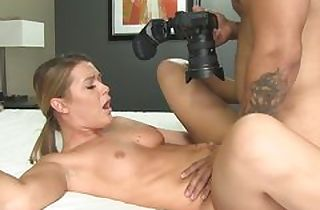 Beauty likes it super-naughty and tough